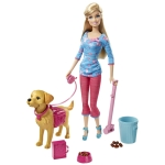 Barbie and Taffy